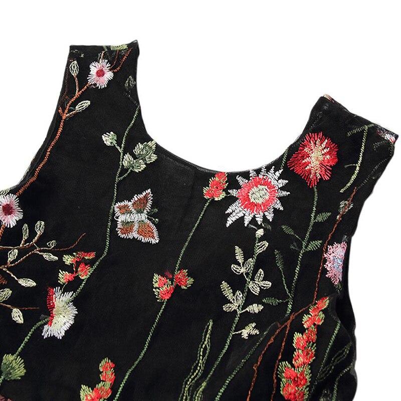 1cc394c0d76 ... Dress Clothing Fashion Gauze Mesh Summer Dresses. . 2018 Kids 1 2 3 4  5 6 7 8 Years Sleeveless Lace Elegant Girls Embroidery. sku  32853776917