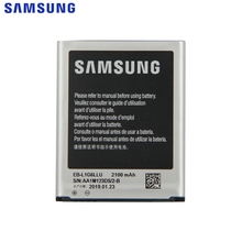 Samsung Original EB-L1G6LLU Battery For Samsung I9300 GALAXY S3 I9308 L710 I535 NFC Genuine Replacement Phone Battery 2100mAh replacement extended 4800mah battery w back cover for samsung galaxy s3 i9300 white
