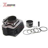 YinXiang YX140 Engine Cylinder with 56mm piston kit cylinder for Kayo Apollo Bosuer Xmotos 140cc Dirt Pit Bikes