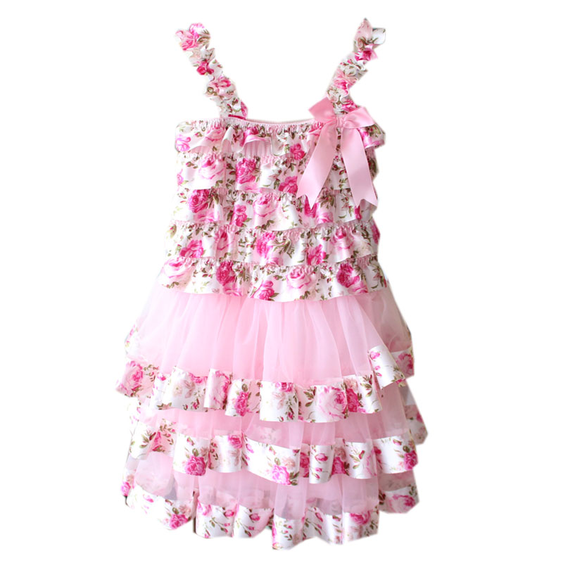 Girls clothing dresses children girl dress satin romper for Childrens dress fabric