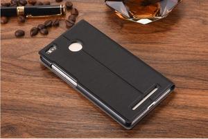 Image 2 - Original Quality For Xiaomi mi5 M5 5 Case Leather Cover Case Luxury Flip Leather Stand Cover For Xiaomi mi mi5