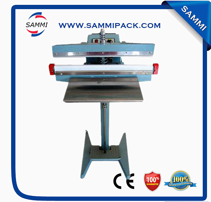 Model PFS 450 foot impulse sealing machine