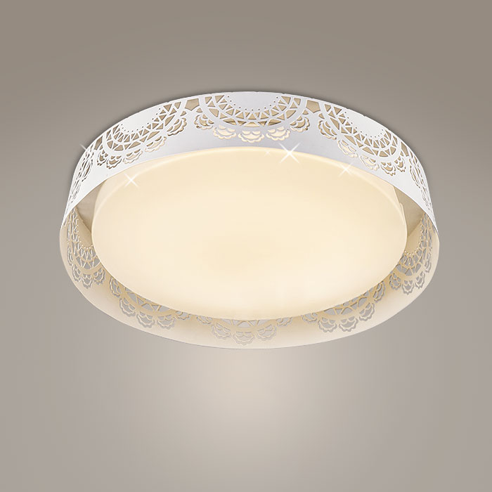 Milan style Modern Led Ceiling Lights For dining Room 20W 220V led lamps home lighting Abajur Contemporary Acrylic Ceiling Lamp