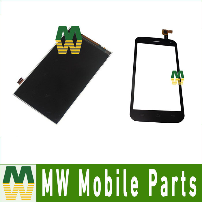 1PC /Lot 100% Test High Quality 5 Inches For Explay A500 LCD Display LCD Screen And Touch Screen Replacement