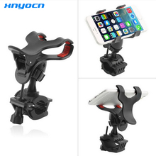 Universal Motorcycle MTB Bike Bicycle Phone Holder Handlebar Mount Holder for Ipod Cell Phone GPS for Samsung S6 S7 Edge S8 Plus