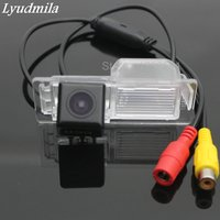 Lyudmila FOR Chevrolet Aveo T300 / Sonic 2011~2016 Car Rear View Back up Reversing Camera / HD CCD Night Vision / Parking Camera