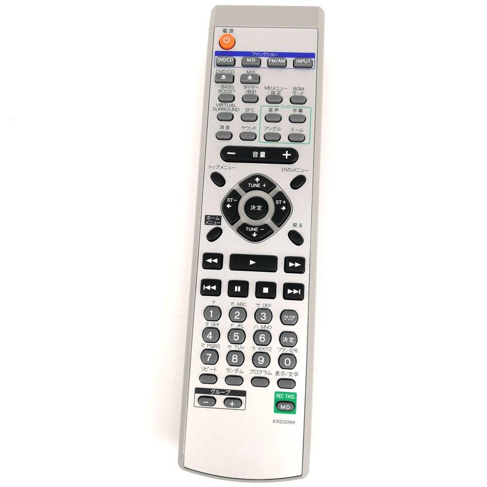 Используется оригинальный XXD3099 подходит для Pioneer DVD приемник/CD дистанционное управление Fernbedienung
