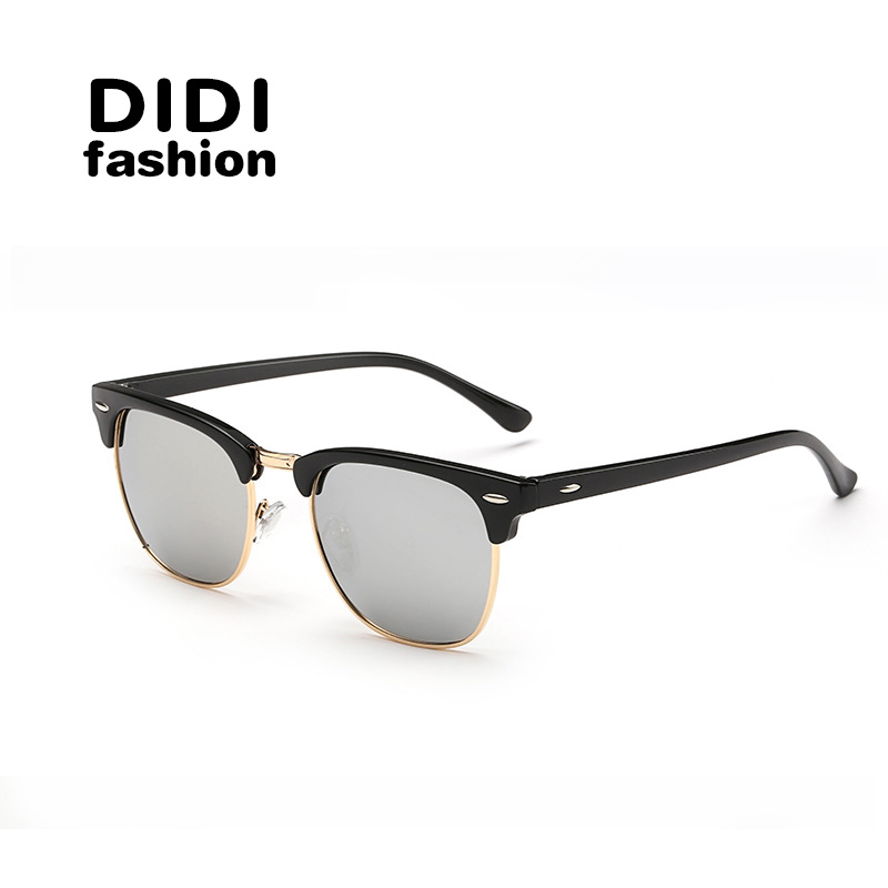 DIDI Goggle Cat Eye Multi Polarized Solglasögon Kvinnor Brand - Kläder tillbehör