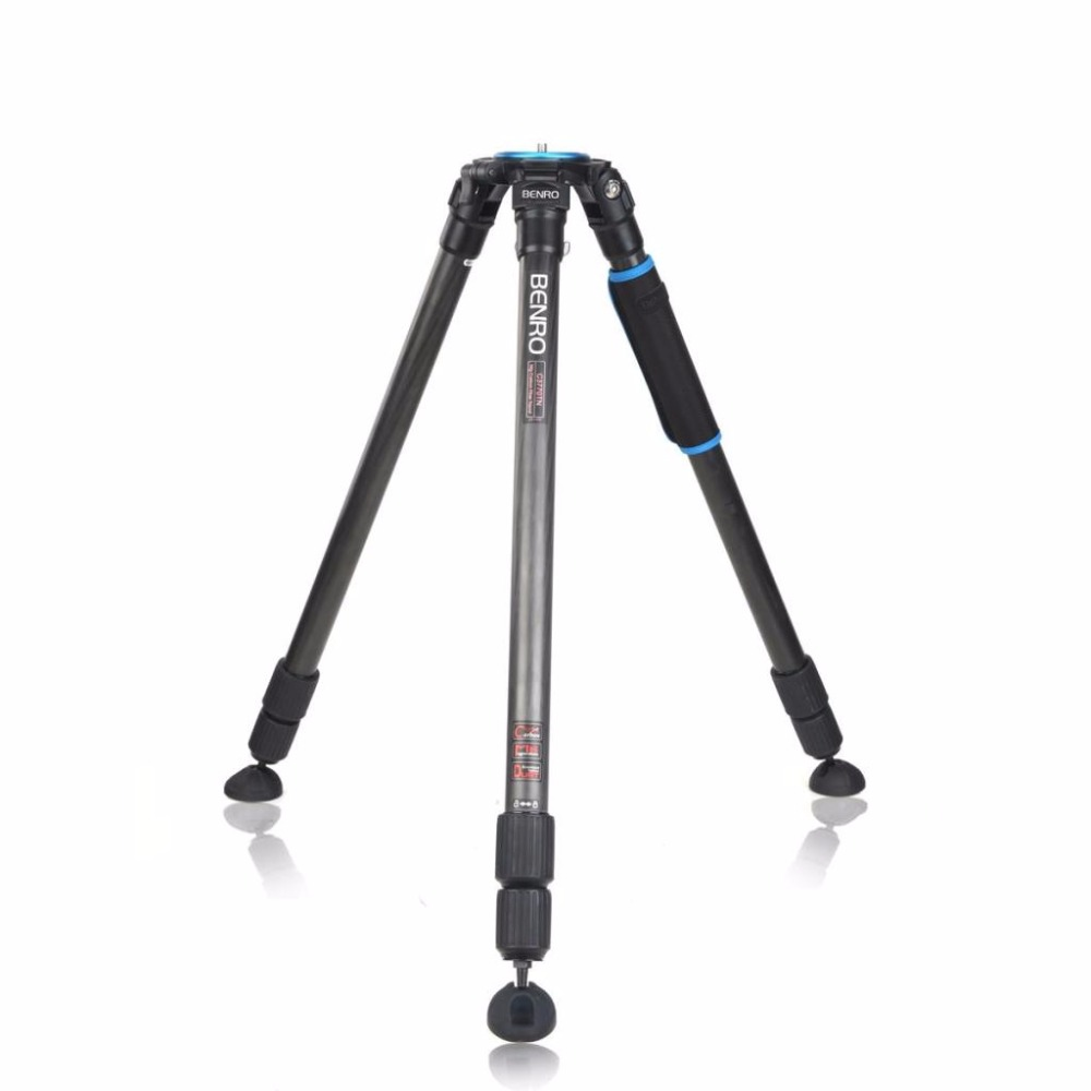 Benro C3770TN Tripod Professional Combination Carbon Fiber Tripods For Camera 3 Section Max Loading 18kg DHL Free Shipping