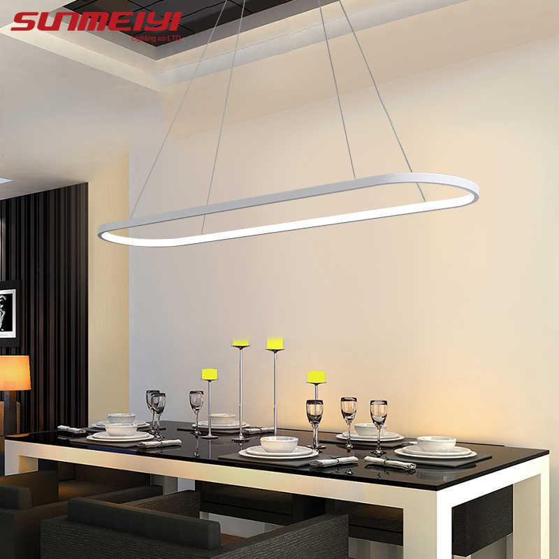 Современный светодиодный подвесные светильники люстры e pendentes para sala обеденный стол гостиная кухня освещение в помещении luminaria светодиодный нордическая лампа