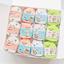 24 pcs/lot Creatures Tuanzi Family Sumikko Gurashi Eraser Rubber Eraser Primary Student Prizes Promotional Gift Stationery
