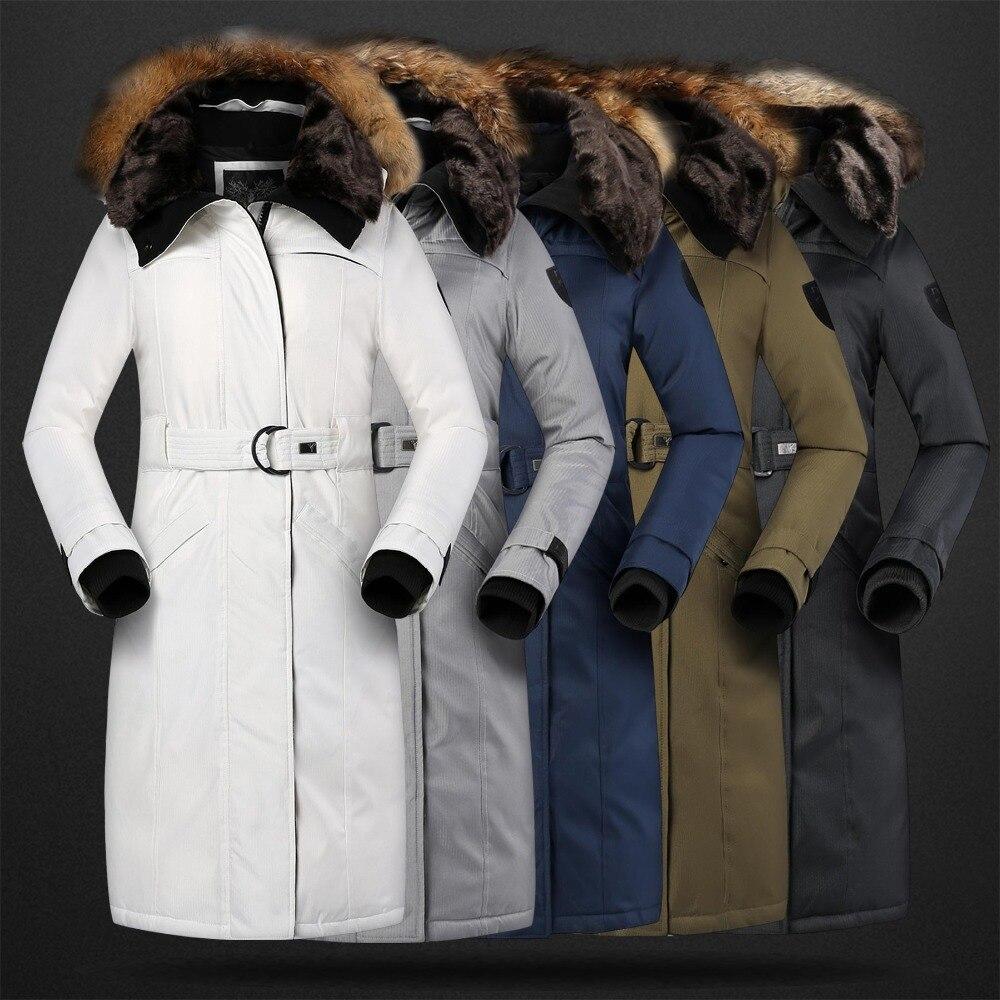Aliexpress.com : Buy New long warm Parka She ra Detachable Fur