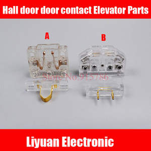 Lock-Switch Elevator-Parts Contact Pay Hall-Door 1-Pair