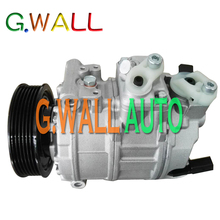 HIGH QUALITY AUTO AC COMPRESSOR FOR CAR AUDI / VW AIR CONDITONING