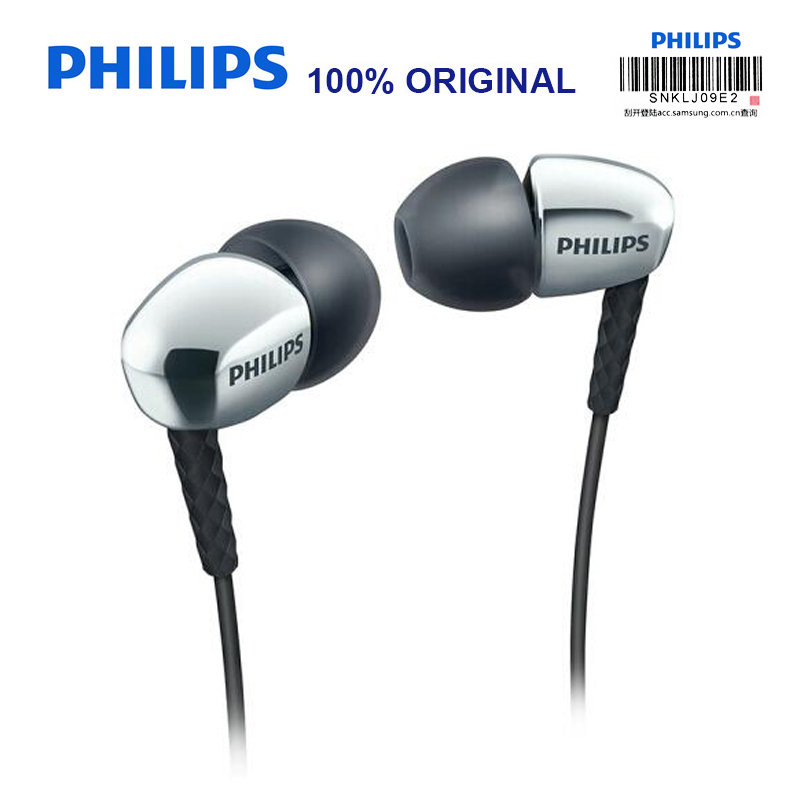Philips SHE3900 Auricolare In Ear con anche risvolti Ovale Auricolari 3.5mm  Wired Cuffie Super Bass per Xiaomi LG Certificazione Ufficiale in Philips  ... 6e1fe780c34c