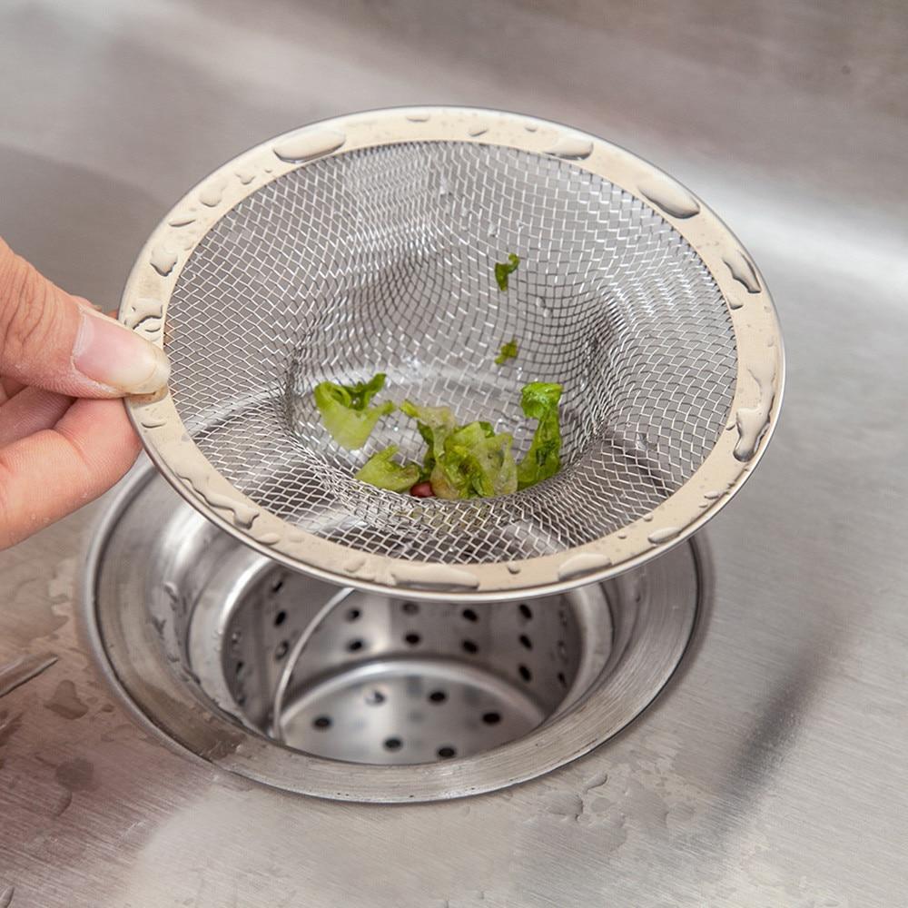 Kitchen Sink Drain Strainer