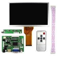 Новый 7-дюймовый ЖК-экран Latumab для Raspberry Pi + плата драйвера 800x480, бесплатная доставка