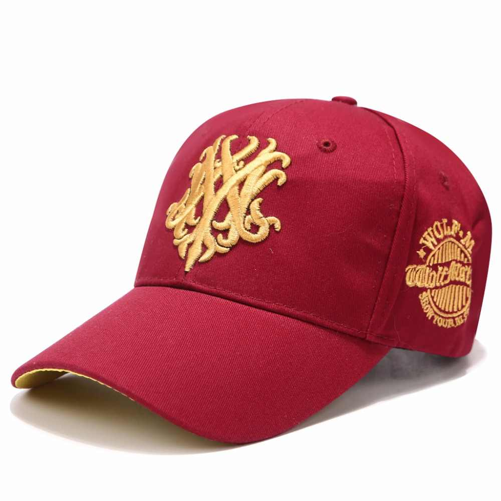 [Smder] 2019 تنفس التطريز رجل في الهواء الطلق قبعات البيسبول عادية للرجال العظام الماس Snapback قبعة قبعة