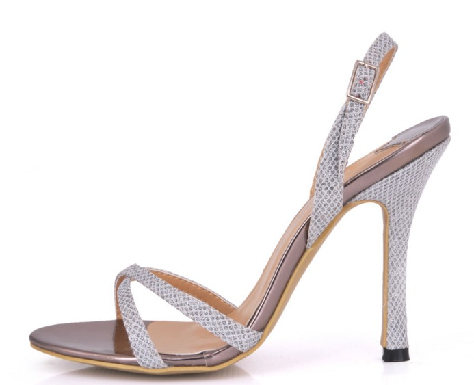 hot big size 35-43 women sexy thin high heels sandals summer fashion buckle strappy ladies shoes party wedding female sandalias hot women party sandals 2016 summer brand elegant high heels sandalias women s dress shoes sandal sjl342 page 3