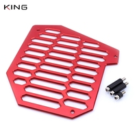 Fit For YAMAHA NMAX 155 N MAX 155 NMAX 125 NVX 125 NVX 155 AEROX 155 2015 2019 scooter radiator grille guard cover protector