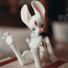 Fenny figurines en résine pour noël, 1/8 fée Shuga Jerboa, BJD, modèle Yosd, jouets pour bébés filles et garçons, yeux haute qualité