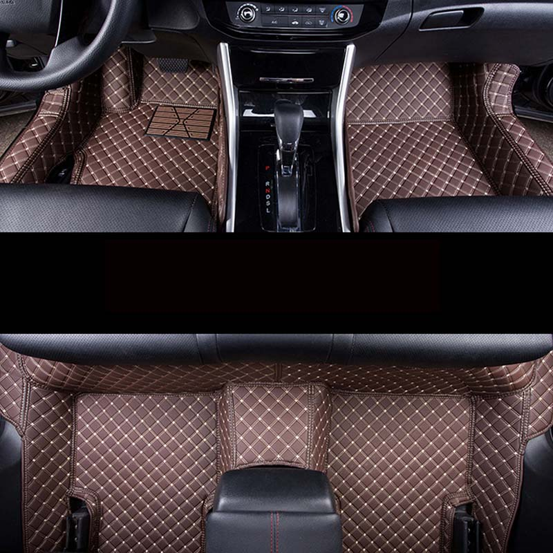 Auto car carpet foot floor mats For volvo xc70 s60 s40 <font><b>2003</b></font> <font><b>xc90</b></font> 2008 2007 s60 2002 v50 v40 v60 c30 car mats accessories image