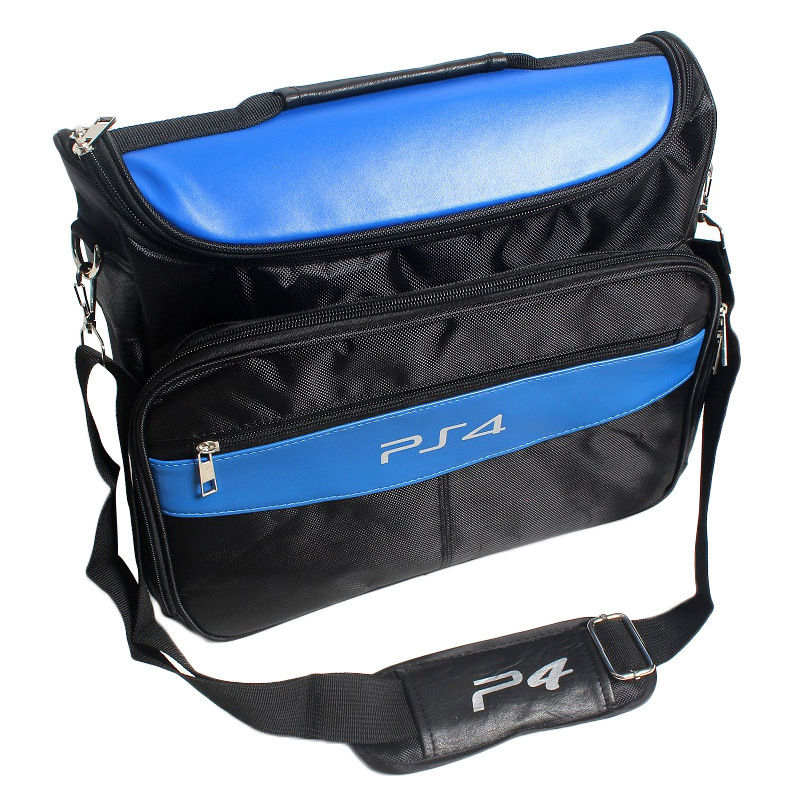 Sanchow Game Accessories for PS4 bag Travel Carry Shoulder Bag For PS4 Playstation 4 Console case