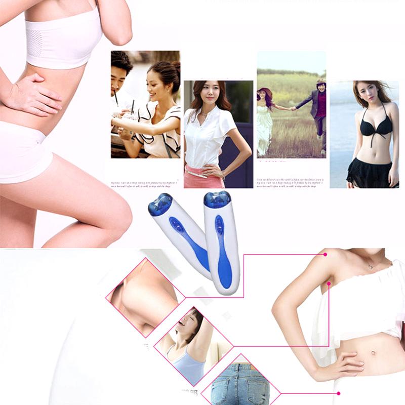 Lady Epilator Electric Shaving Scraping Women Bikini Underarm Hair Remover Shaver Depilacion Full Body Use Skin care Beauty Tool 13