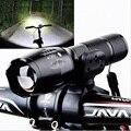 Из светодиодов фонарик 3800lm cree-xml T6 лампы nitecore для 18650 / AAA передней лампы с горы клип 3800 3000 люмен полиция