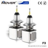 Car Headlight Bulbs LED Provided By SAMSUNG H7 LED H1 H3 H4 H8 H9 H11 9005 HB3 9006 Car Styling Auto Headlight 5000K Automotivo