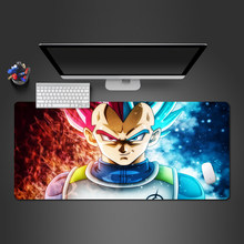 Cartoon Dragon Ball Goku Anime Mouse Pad Game Master Gaming Pad Office Computer Keyboard Desk Mats Home Practical Mousepad(China)