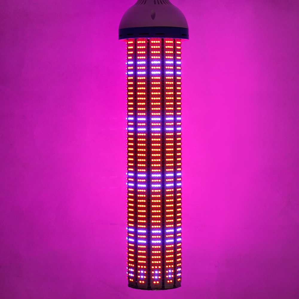 Full spectrum 230w e27 e40 led corn grow light smd for Indoor gardening lights