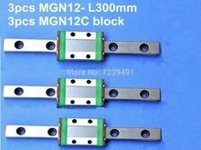12mm MGN12- block mini
