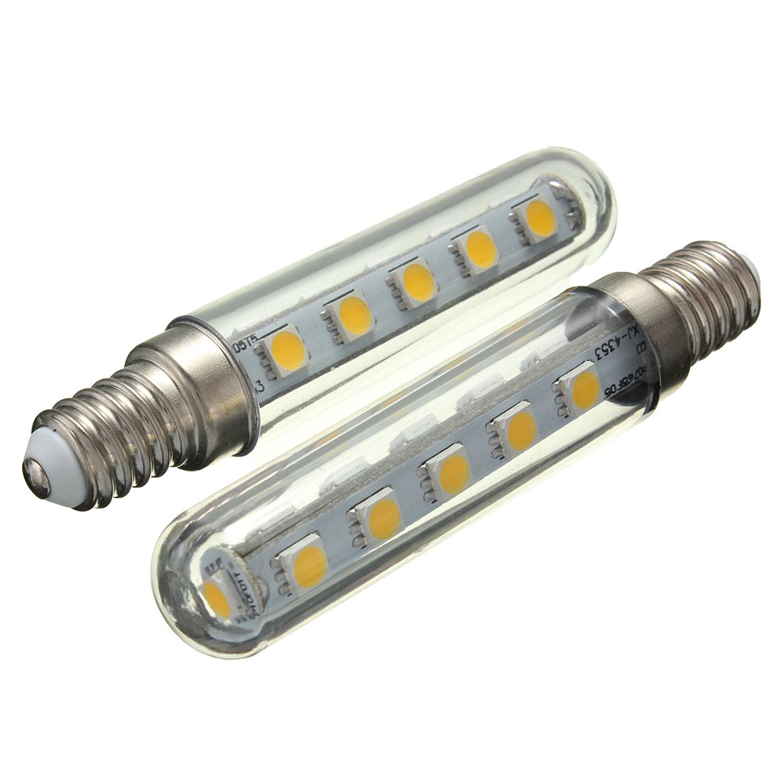 2pcs 2.5W Led Light Bulb For Kitchen Chimney Hood Exhaust