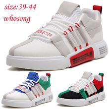 New Colorful Casual Shoes Men Brand Sneakers Breathable Mans Footwear Mixed Colors Walking Male Flats