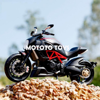 1:12 Honda Motorcycle Toy Motorcycle Car Toy CBR 600RR Collectible Model for Kids Toys Adults Gifts