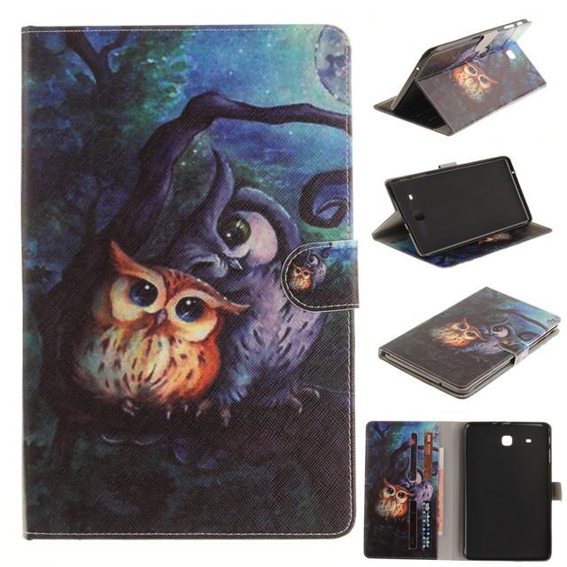Case Cover For Samsung Galaxy Tab E T560 SM-T560 T561
