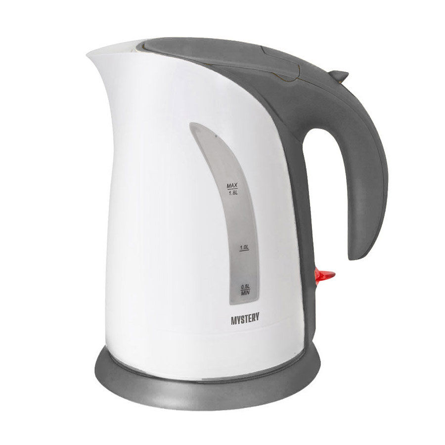 Electric kettle MYSTERY MEK-1639 grey