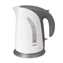 Чайник электрический MYSTERY MEK-1639 grey (Мощность 1800 Вт, объем 1.8 л, пластиковый корпус, вращение  360°)