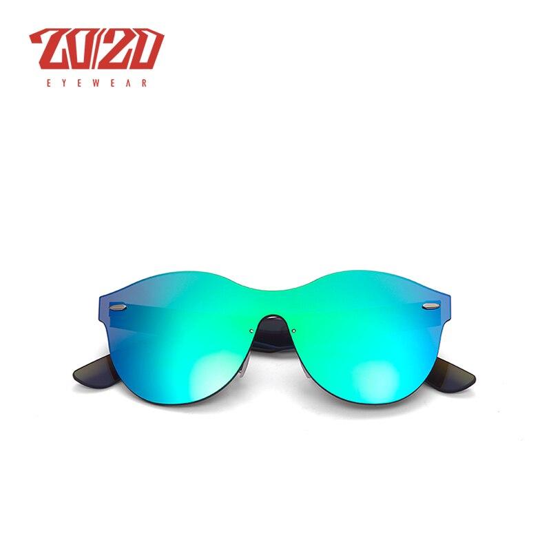 8dedb0936c860 20 20 de Design Da Marca Estilo Unisex Do Vintage Óculos De Sol Dos Homens  Lente Redonda Plana PC1603 Armação Sem Aro Mulheres Óculos de Sol Oculos  Gafas em ...