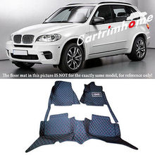 Right Hand Drive! Car Floor Mat Pad FloorLiner For BMW X5 E70 5 Seats 2008-2013