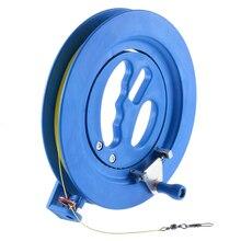 Высокое качество 200 м воздушный змей линии обмотки катушки сцепление колеса струны летающие инструменты замок комплект