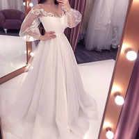Koronkowa perspektywa Maxi sukienka kobiety V Neck Mesh latarnia z długim rękawem jesienne Sukienki duże obszycie Party Dress Vestido Sukienki Ropa Mujer