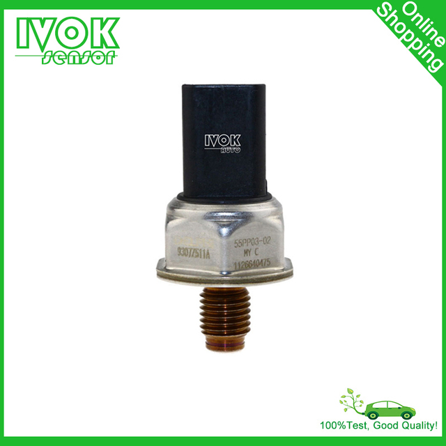 Frete Grátis Sensor de Trilho De Combustível de Alta Pressão Para Ssangyong Kyron 2.0 Xdi Para Jaguar X-TYPE 2.0 2.2 TDCI 55PP03-02 9307Z511A