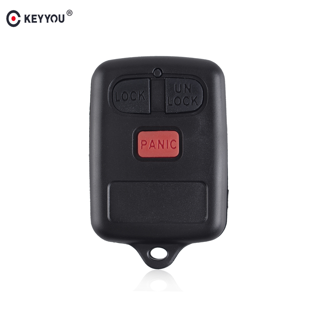 KEYYOU Replacement 3 Buttons Remote Key Shell For BYD F3 F3R Key Fob Keyless Entry Transmitter Control Car Key Case CoverKEYYOU Replacement 3 Buttons Remote Key Shell For BYD F3 F3R Key Fob Keyless Entry Transmitter Control Car Key Case Cover