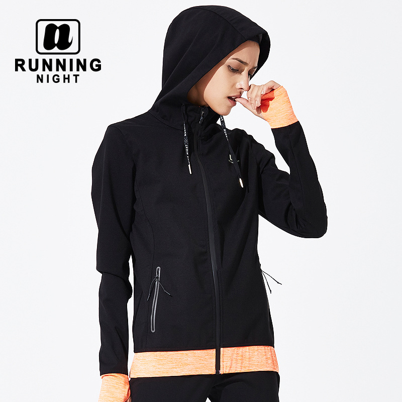 Hot Sweat Sports Jacket 5 Times More Sweat Running Suit WHFH006 ...
