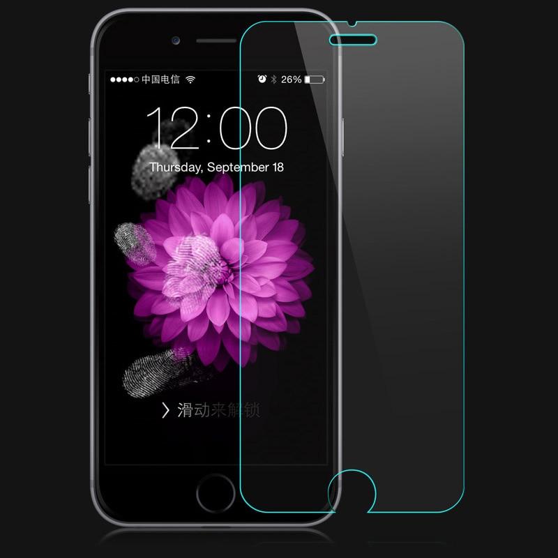 469356cb32d Karribeca 5 unids 9H Protector pantalla vidrio templado para iphone 6  Guardia pantalla cristal mica para iphone 6s 4.7
