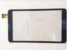 """Nueva 8 """"Para DEXP Ursus Z380 3G pantalla táctil Capacitiva de la Tableta táctil de cristal digitalizador reemplazo del Sensor Del panel Envío gratis"""