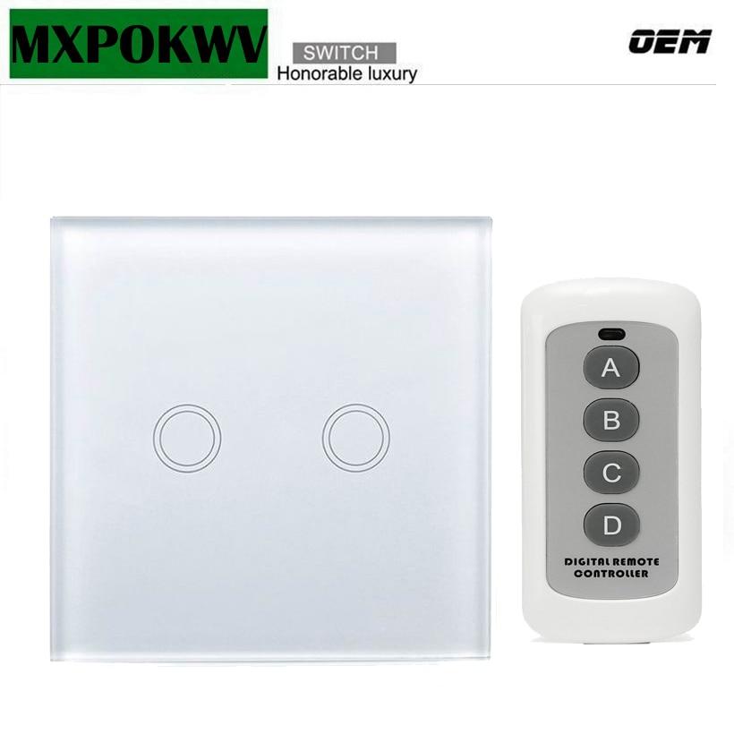 0fb053858fd Smart Home Automation Module kaugjuhtimispuldi kerge puutetundlik ...