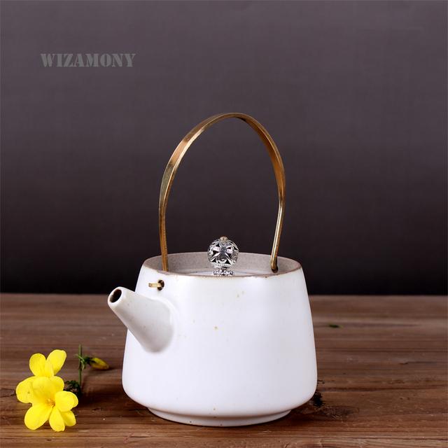 Japanese Ancient tea pot